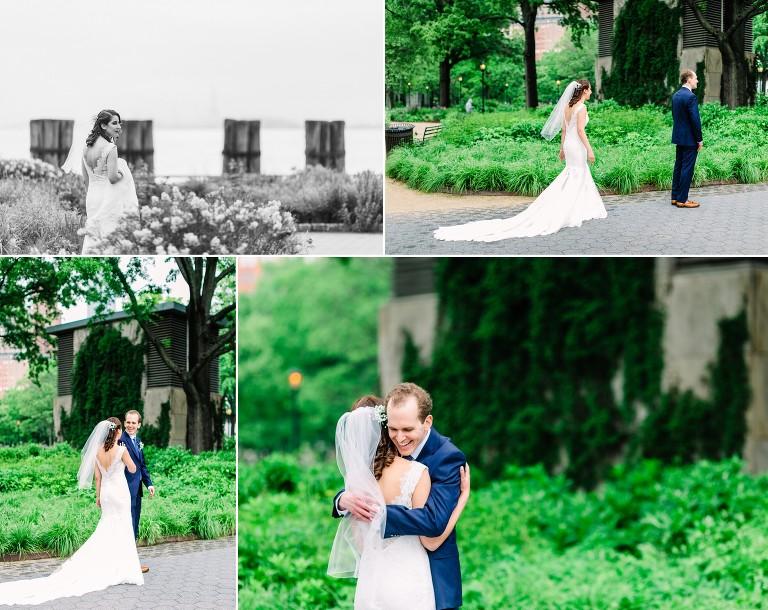 beth & alan\'s wedding! | battery gardens, new york - Britt Lee ...